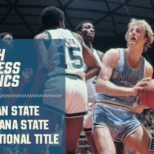 1979 National Championship: Sycamores vs Michigan State